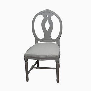 Schwedischer gustavianischer Stuhl, 1920er