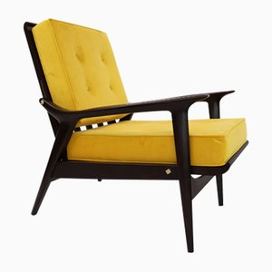 Fauteuil Inclinable, Italie, 1950s