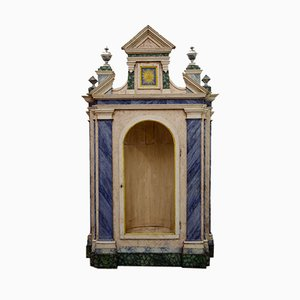 Santuario antiguo, década de 1800