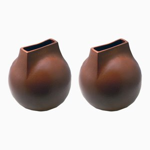 Ceramic Vases from Bucci-Pesaro, 1970s, Set of 2