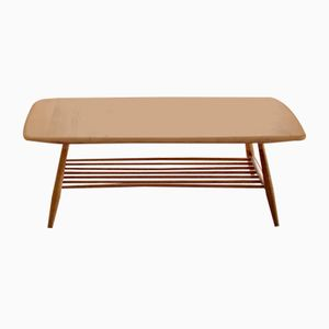459 Coffee Table with Magazine Rack by Lucian Ercolani for Ercol, 1970s
