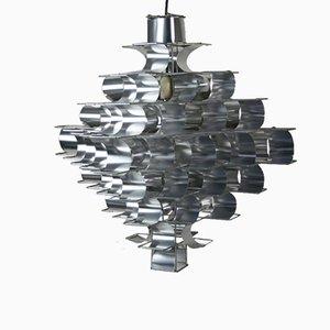 Lámpara colgante Cassiopée de Max Sauze, años 70
