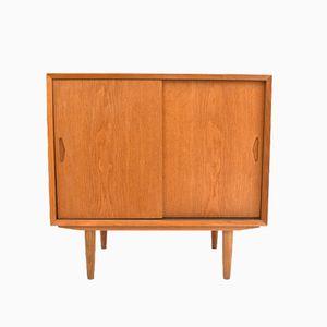Vintage Danish Oak Sideboard, 1960s