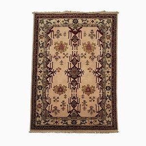 Indischer Heriz Teppich, 1980er