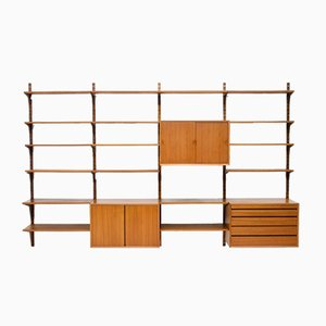 Vintage Teak Shelving System by Poul Cadovius for Cado
