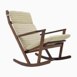 Rocking Chair par Poul Volther pour Frem Rojle, 1960s