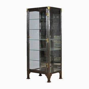 Medical Display Cabinet, 1920s