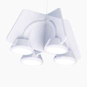 Twin Pendant Lamp by Ezio Pescatori for Mimaxlighting S.L., 2019