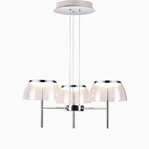 Torch Chandelier by Mbe Design for Mimax Lighting S.L.