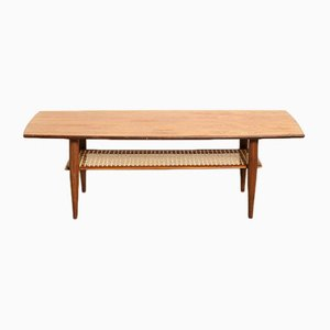 Mid-Century Coffee Table by Louis van Teeffelen for Wébé