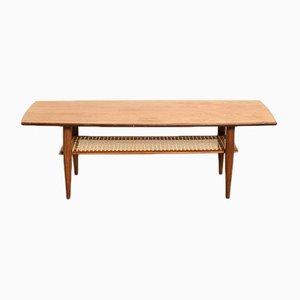 Table Basse Mid-Century par Louis van Teeffelen pour Wébé