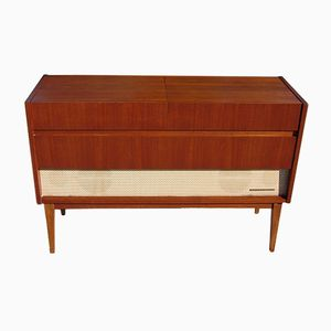 Vintage German Traviata Stereo Cabinet from Nordmende, 1960s