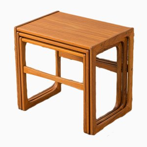 Nesting Tables from BR Gelsted, 1960s