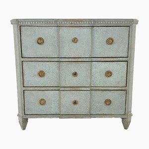 Gustavian Chest of Drawers, 1820s