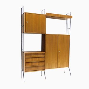 Vintage Shelving Unit, 1960s