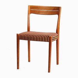Schwedische Esszimmerstühle von Svegards Markaryd, 1960er, 4er Set