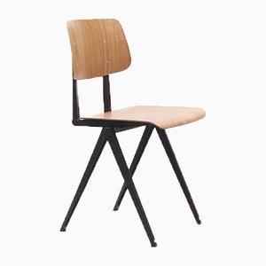S16 Stuhl aus Eichenholz von Galvanitas, 1960er