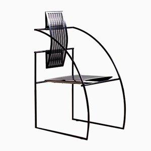 Quinta Chair by Mario Botta for Alias, 1980s