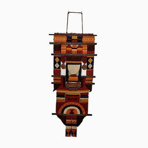 Tapisserie Aztèque Vintage