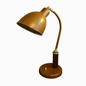 Schreibtischlampe von Beha Leuchten, 1930er