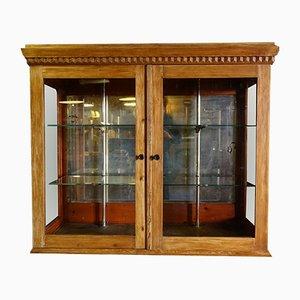 Vintage Shop Display Cabinet, 1920s