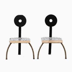 Venezia Stühle von Markus Friedrich Staab, 2019, 2er Set