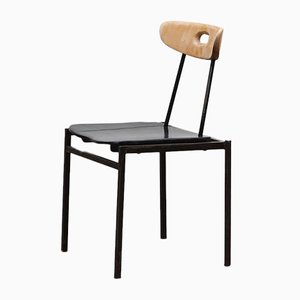 Black is Beautiful Chair by Markus Friedrich Staab, 2019