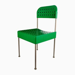 Box Chair for by Enzo Mari for Anonima Castell, 1976