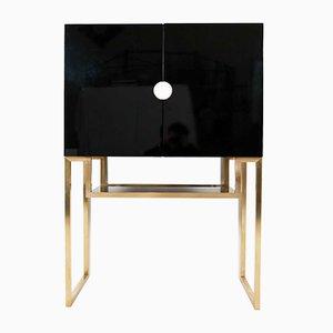 Mueble de Guy Lefevre para Maison Jansen, años 70