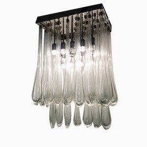 Chandelier by Diaz de Santillana for Venini, 1970s