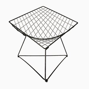 Fauteuil OTI en Métal par Niels Gammelgaard pour Ikea, 1990s
