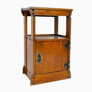 Antiker Nachttisch von Gustave Serrurier-Bovy