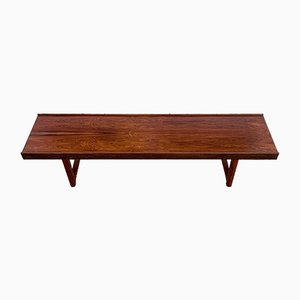 Model Krobo Rosewood Bench by Torbjørn Afdal Krobo for Bruksbo, 1960s