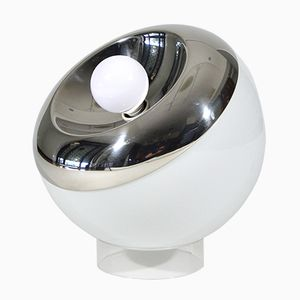 Vintage Italian Space Age Table Lamp by Goffredo Reggiani, 1960s