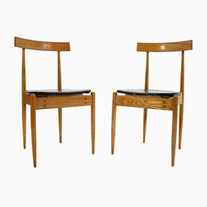 Dining Chairs by Alan Fuchs for ULUV, 1964, Set of 2
