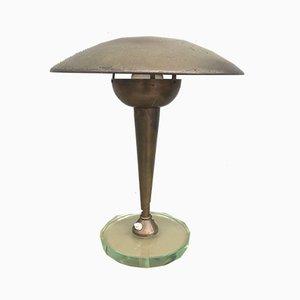Lámpara de mesa vintage de Stilnovo, años 40