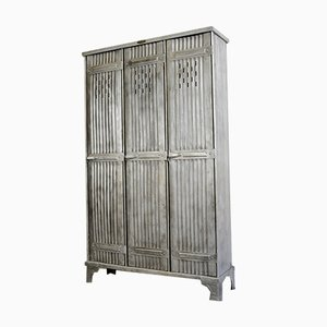 Industrial Factory Locker from Strafor, 1927