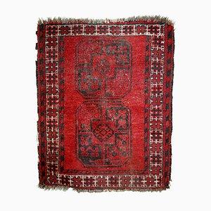 Antiker afghanischer Ersari Teppich, 1900er