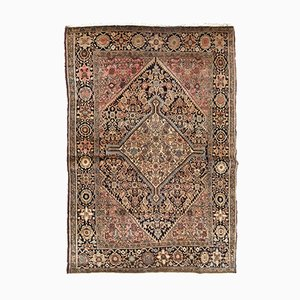 Antique Middle Eastern Rug, 1880s