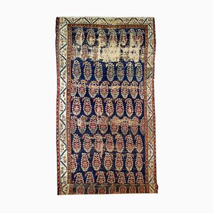 Antique Middle Eastern Runner, 1830s