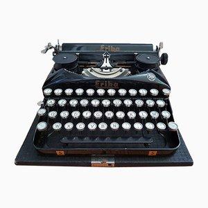 Vintage Erika Schreibmaschine von Seidel & Naumann