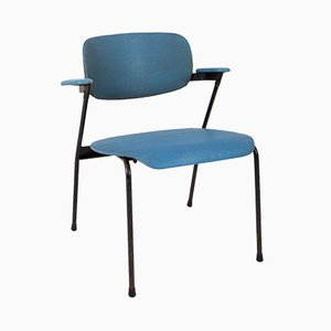 Mid-Century Chair by Willy van der Meeren for Tubax