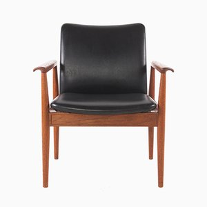 Diplomat Armchair by Finn Juhl for France & Søn, 1950s
