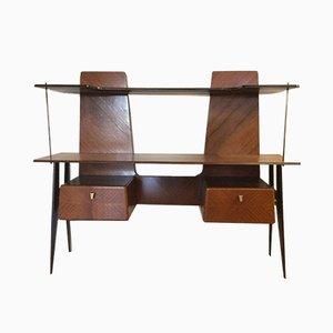 Mid-Century Italian Desk, 1960s