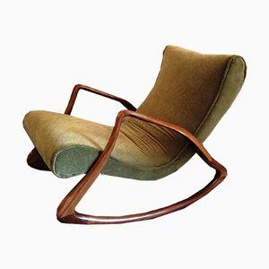 Rocking Chair Mid-Century, Danemark