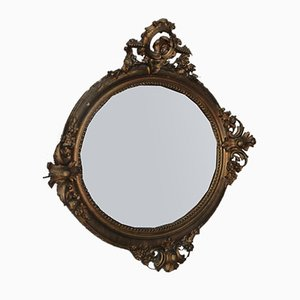 Antique Louis XV Wall Mirror