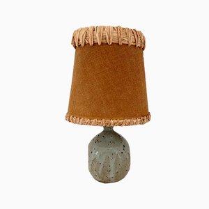 Sandstone Table Lamp by Guy Baudat, 1970s