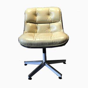 Chaise de Bureau par Charles Pollock pour Knoll International, 1950s
