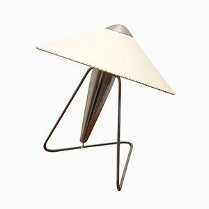 Lámpara de escritorio Mid-Century moderna de Helena Frantova para Okolo, años 50