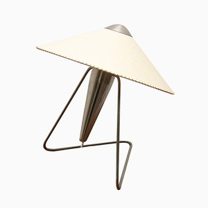 Mid-Century Modernist Desk Lamp by Helena Frantova for Okolo, 1950s